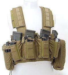 TAG Phalanx Chest Rig - Type 4 Fury