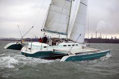 Dragonfly 1200 | Dragonfly Boat Brands, Sailing Catamaran, Cool Boats, Dinghy, Sailboat, Beautiful World, Cruise, Yachts, Boating