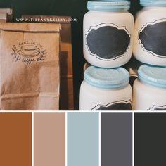 Color Palette Inspiration --> Tiffany Kelley Design :: ProPhoto Designs, Wordpress Websites, Logo Design, Branding Materials, Etc. for Photographers & Boutique Businesses