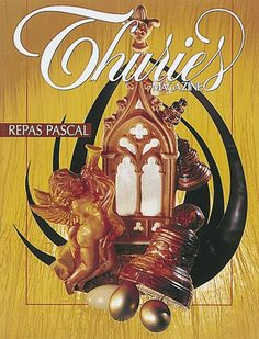 Thuriès Gastronomie Magazine n°78 Avril 1996