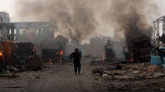 الثوار يسيطرون على كامل كراجات العباسيين شرق دمشق