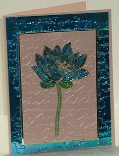 Elizabeth Craft Designs outline sticker and shimmer sheets