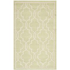 2500**Vlněný koberec Safavieh Elle Sand, 91x152 cm
