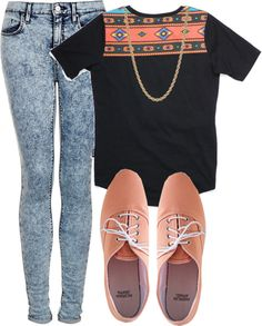 """""""Outfit"""" by l0vely-beauty ❤ liked on Polyvore"""