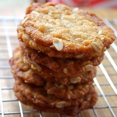 Perfect Oatmeal Cookies with coconut