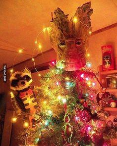Oh Christmas Groot! #9gag @9gagmobile