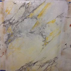 First glaze sarrancolin marble