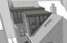 Holland and green. Loft Conversion Guide, Loft Conversion Extension, Loft Conversion Design, Dormer Loft Conversion, Roof Extension, Loft Conversions, Attic Loft, Loft Room, Bedroom Loft