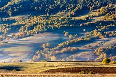 Autumn in Maramures Art World, National Geographic, Romania, Photos, Pictures, Autumn, Landscape, Heart, Pretty