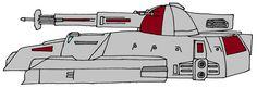 RX-200 Falchion Class Assault Tank