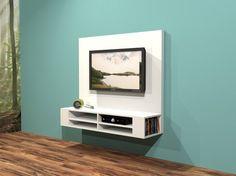 Zelf zwevend tv-meubel maken: maak zelf dit design tv-meubel met de duidelijke bouwtekening met handleiding en stappenplan. Mooi en stijlvol ontwerp