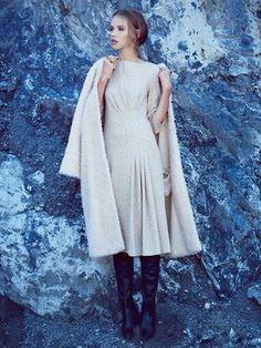 110A-122015_B , burda style, Kleid, Nähen