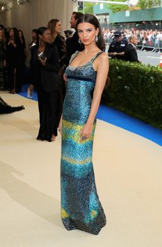 Met Gala 2017: See What Katy Perry, Gisele Bündchen, and More Wore on the Red Carpet Photos   W Magazine