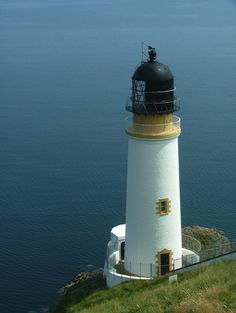 Maughold Head Lighthouse, Isle of Man