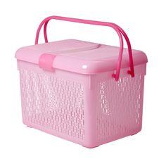 Rice DK plastic picnic basket