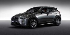 Mazda voorziet nieuwe CX-5 en CX-3 van sportief uiterlijk onder Custom Style-label - DrivEssential