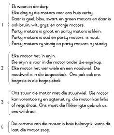 'n storie:, Vervoer - By OpenStax (Page Quotes Dream, Life Quotes Love, Robert Kiyosaki, Afrikaans Language, Tony Robbins, Teaching Skills, 1st Grade Worksheets, Napoleon Hill, Kids Songs