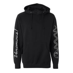 venomous hoodie