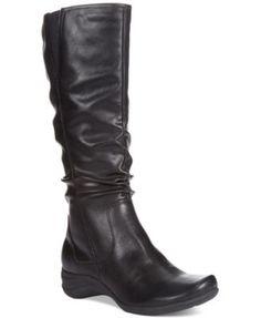 Hush Puppies Women's Feline Alternative Wide Calf Boots | macys.com