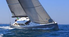 At this year's Cannes Yachting Festival, the Italian yacht manufacturer Vismara Marine has presented their new custom-made yachts. Baltic Yachts, Sailing Holidays, Yacht Design, Luxury Yachts, Sailboat, Cannes, Things To Come, Sailing Yachts, Ds