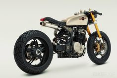 Cafe Racer - Classified Moto KT-600 CAFE RACERMotorCycleTuned
