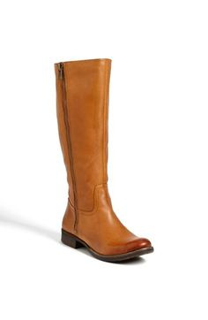 The classic tall riding boot, the Naya Abira, is available at @Nordstrom in spice girl leather.