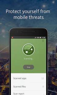 Avira Antivirus Security: miniatura da captura de tela