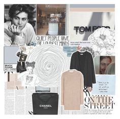 """NEW USERNAME"" by she-never-falls-in-love ❤ liked on Polyvore featuring Piet Hein Eek, Chanel, Christy, Acne Studios, Marni and Assouline Publishing"