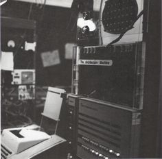1969-70 - SEEK - Nicholas Negroponte (American) - cyberneticzoo.com
