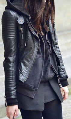 --- layered clothing ---