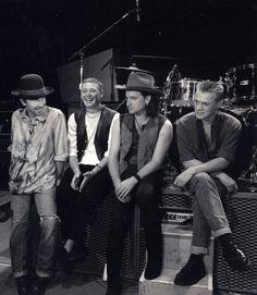 U2 - Rattle & Hum Era.