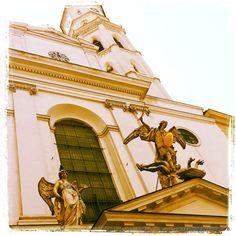 MICHAELERKIRCHE Church Ceremony, St Michael, Instagram, Blog, Travel, Photographers, San Miguel, Viajes, Saint Michael