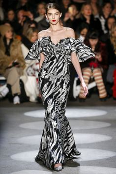 christian siriano - fall 2016 ready-to-wear