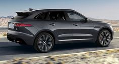 Ian Callums Personally Specified Jaguar F-Pace Raises 102500 For Charity