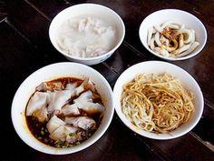 Slideshow of food in Hong Kong and mainland china