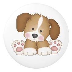 Shop Puppy Baby Boy Nursery Kids Dresser Drawer Room Ceramic Knob created by decampstudios. Baby Shower Registry, Baby Shower Gift Basket, Baby Baskets, Baby Shower Gifts, Classic Baby Books, Nursery Dresser, Kids Dressers, Diy Baby Gifts, Ceramic Knobs