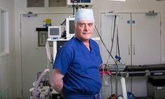 Surgeon Phil Thomas from the Nuffield hospital in Brighton. Through The Roof, The Guardian, Transgender, Brighton, Chef Jackets, Meet, People, Sculpture, Sculpting