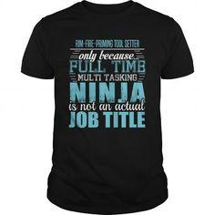 RIM-FIRE-PRIMING TOOL SETTER Ninja T-shirt