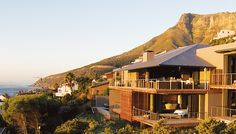 Llandudno Beach Villa featured in the Jul/Aug 2014 Robb Report magazine All Over The World, Around The Worlds, Cape Town South Africa, Beach Villa, Nature Reserve, Seaside, Cabin, Magazine, House Styles