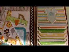 ▶ Baby Boy Waterfall Folio Mini Album - YouTube