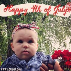 Happy 4th from Azarhia's BB