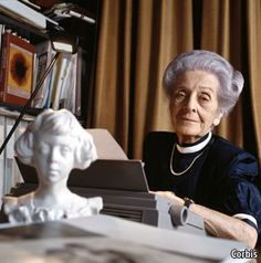 Rita Levi-Montalcini saw her theories sniffed at in 1950-60s & went on to win a Nobel Prize in 1986. She defied her father by going to medical school; she defied the fascists who barred her from academia by setting up a lab in her bedroom; she braved a move to St. Louis where she worked until she retired in 1979; slept 5 hours a night, 1 meal a day, continued working long after retirement, only to discover nerve growth factor that revolutionized our thinking about nerves.  We are in her debt.