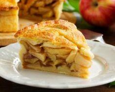 Tourte sucrée aux pommes allégée : http://www.fourchette-et-bikini.fr/recettes/recettes-minceur/tourte-sucree-aux-pommes-allegee.html