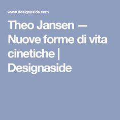 Theo Jansen — Nuove forme di vita cinetiche | Designaside