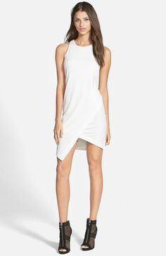 Leith Crepe Tank Dress available at #Nordstrom