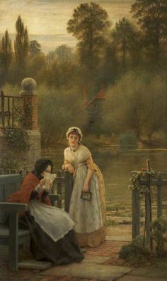 News from Abroad - George Dunlop Leslie