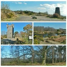 Helens Tower / Lead mines,  Clandeboye Estate, Bangor Co.Down, Northern Ireland ...used for filming Game of Thrones