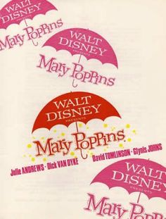 Mary Poppins [Poster, 1 of 86 high-resolution movie posters in this group. Disney Pixar, Disney Films, Movie Stars, Movie Tv, Mary Poppins 1964, Disney Movie Posters, Childhood Movies, Disney Dreams, Minions