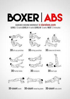 Boxer Abs Workout - Concentration - Abdominal Muscles Fast Weight Loss Accedi al nostro blog per trovare molte più informazioni Nel nostro blog molte più informazioni https://storelatina.com/health #diet #Ageless #detoxify #emagrecimento