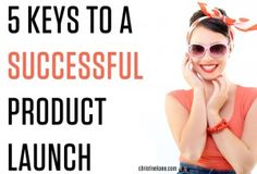 How to launch your next program and do it right. #uplevelyou